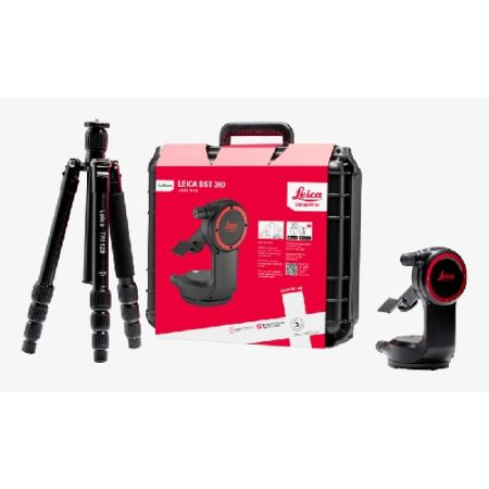 Leica Geosystems DST 360 Adapter für Punktmessung in Kombination mit Disto  X4