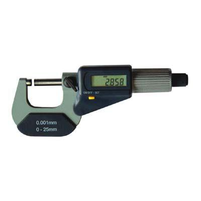 digital mikrometer me bereich 75 100 mm mikrometer digital messwerkzeuge richter. Black Bedroom Furniture Sets. Home Design Ideas